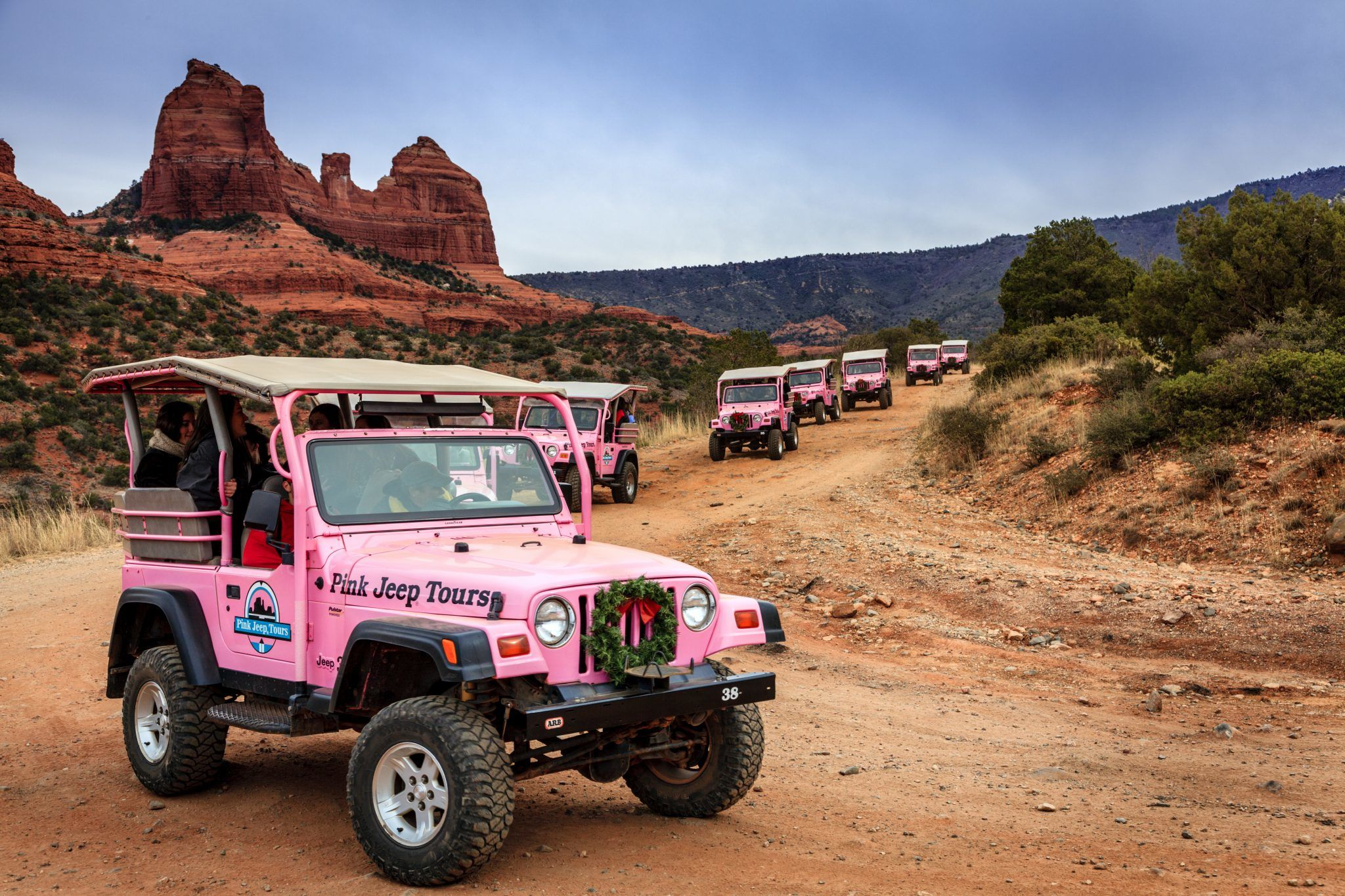 Things To Do: Guided Jeep Tours